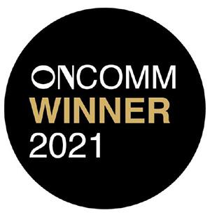 ONCOMM WINNER 2021